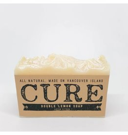 CURE Soaps Double Lemon