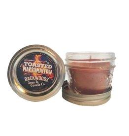 Backwoods Soap & Co Toasted Marshmallow Mini Mason