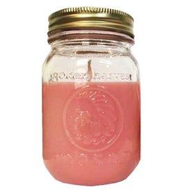 Backwoods Soap & Co Raspberry Lemonade Large Mason