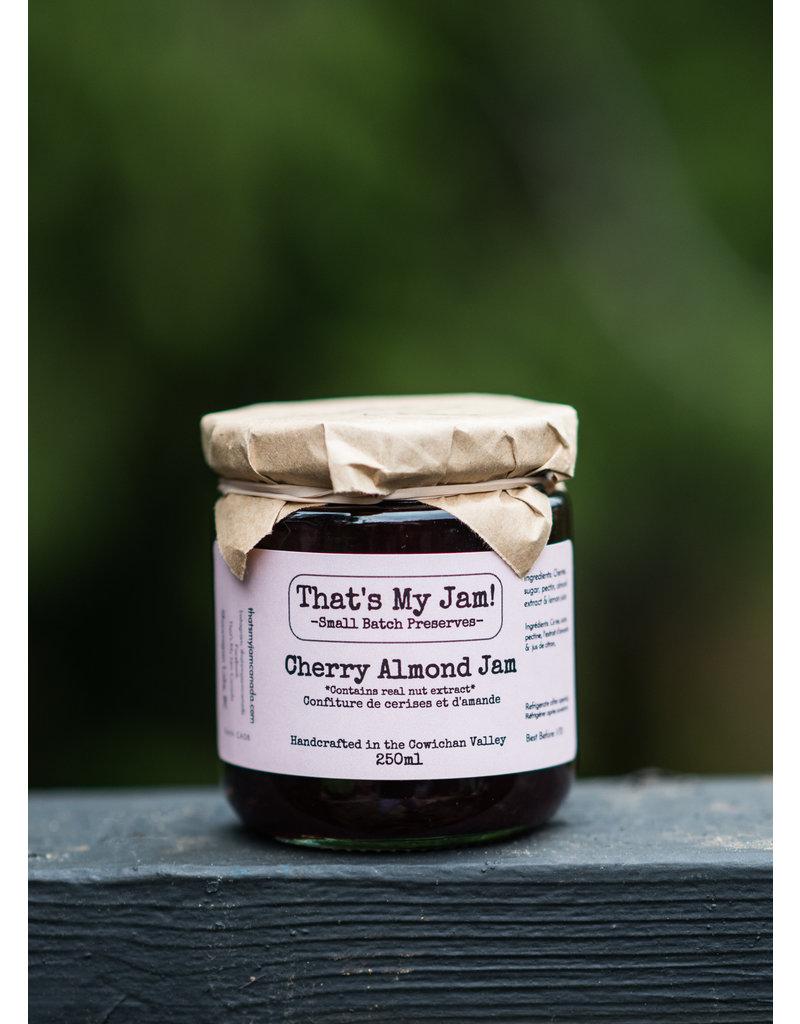 That's My Jam Cherry Almond Jam