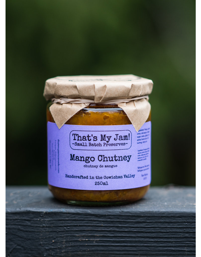 That's My Jam Mango Chutney
