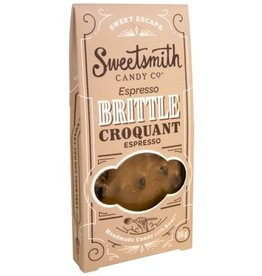 Sweetsmith Candy Co Espresso Brittle