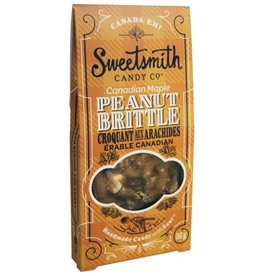 Sweetsmith Candy Co Maple Peanut Brittle