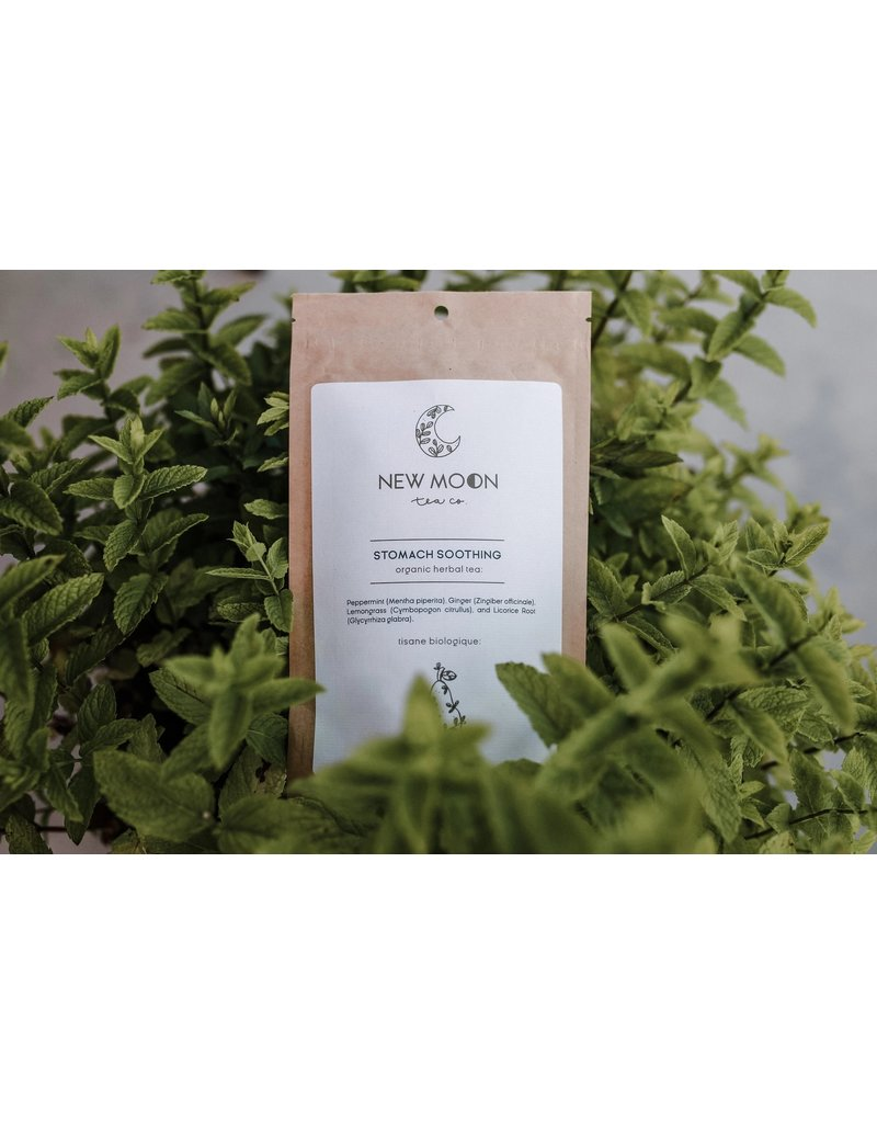 New Moon Tea Co Stomach Soother