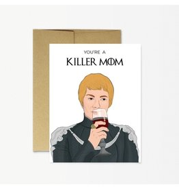 Party Mountain Paper Co Cersei Mom Card