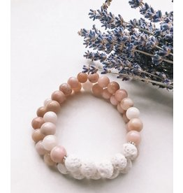 Orka Gems Pink Opal