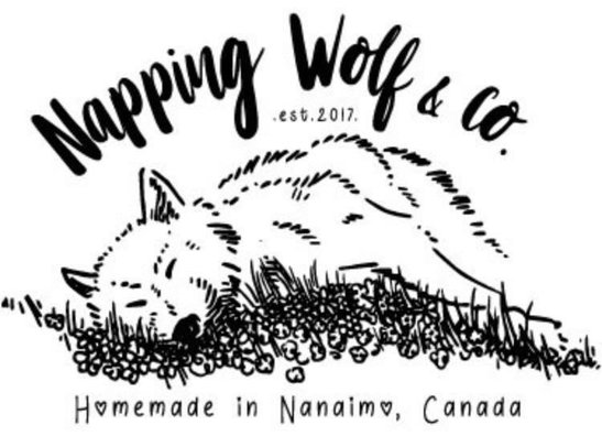 Napping Wolf & Co