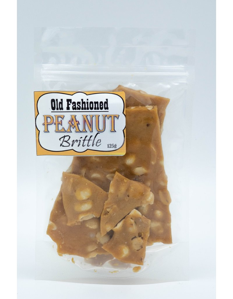 Island Specialty Sweets Classic Peanut Brittle
