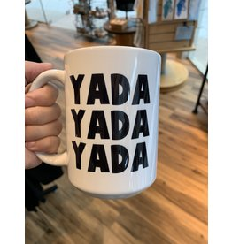 Cultured Coast YADA YADA YADA 15oz Mug