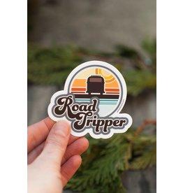 Amanda Weedmark Road Tripper Sticker