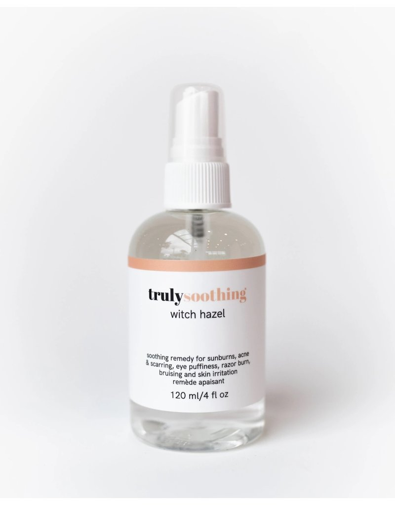 Truly Lifestyle Brand Inc Soothing Witch Hazel 4oz