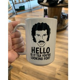 Cultured Coast Hello is it tea you're looking for? 15oz Mug