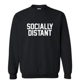 Fraser & Pine Design Co SOCIALLY DISTANT Crewneck