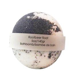 Backwoods Soap & Co Rootbeer Float Bathbomb