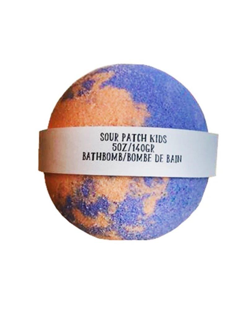 Backwoods Soap & Co Sour Patch Kids Bathbomb