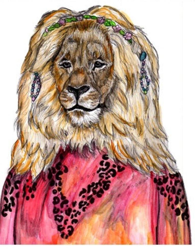 The Dolly Shop Lion Magnet