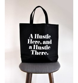Swell Made Co. HUSTLE Tote Bag