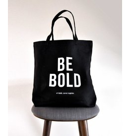 Swell Made Co. BE BOLD Tote Bag