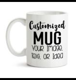 Cultured Coast Custom Mug