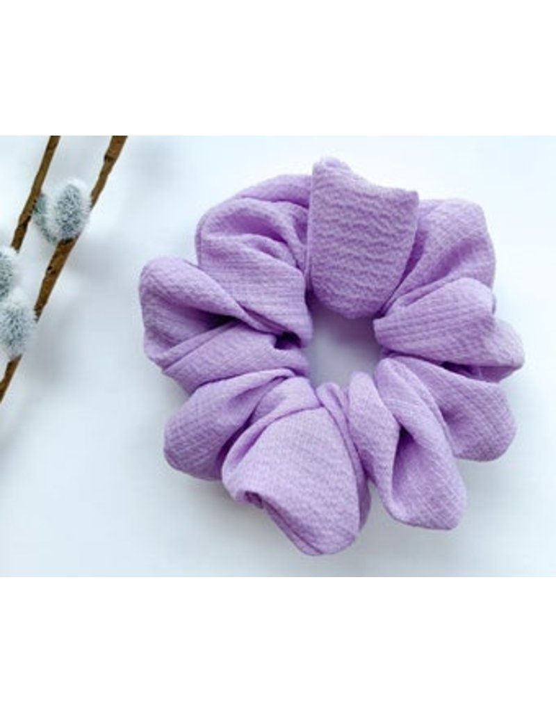 Lanna+Co Lavender Scrunchie