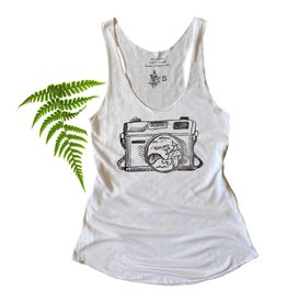 Omdl Coastal Pacific Rim Reflections White Bamboo Tank