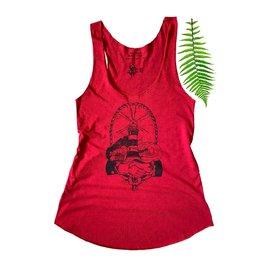 Omdl Coastal Comrades Red Bamboo Tank