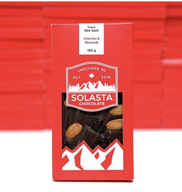 Solasta Cherries & Almonds Vegan 55%