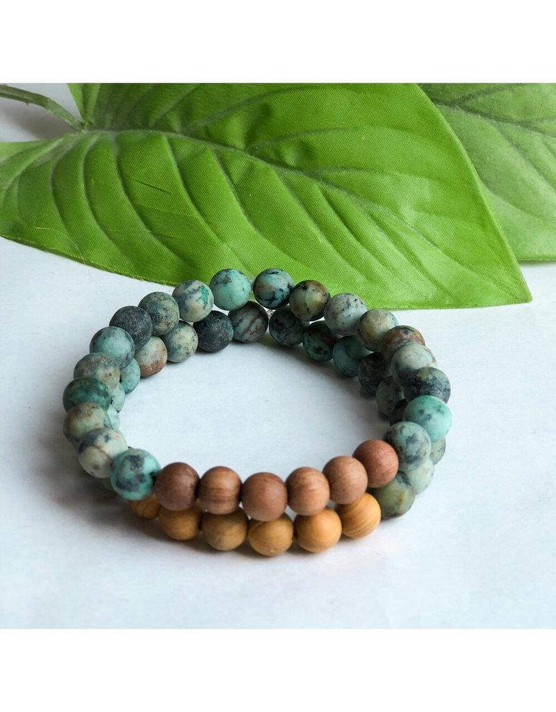Orka Gems African Turquoise - Male