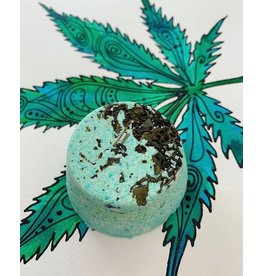 Hightide Designs Mint Teatox Bubble Bomb