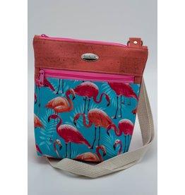 Dyan Made Flamingo Claire Bag