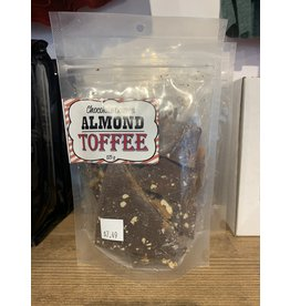 Island Specialty Sweets Chocolate Covered Almond Toffee