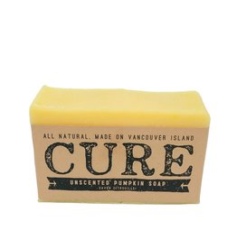CURE Soaps Unscented Pumpkin