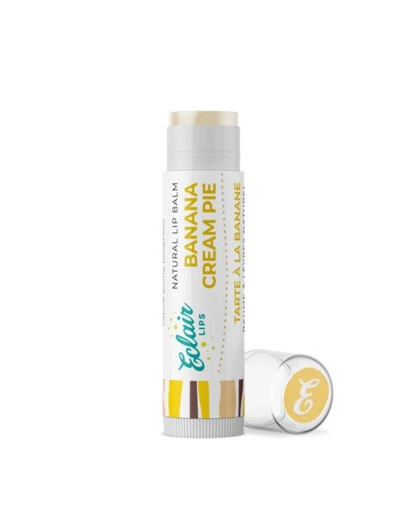 Eclair Lips Inc Banana Cream Pie Lip Balm