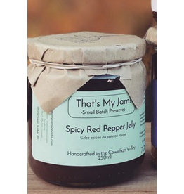 That's My Jam Spicy Red Pepper Jelly