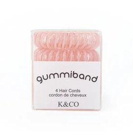 GummiBand Pinky Promise Hair Cords