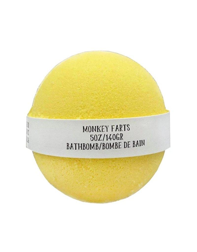 Backwoods Soap & Co Monkey Farts Bathbomb