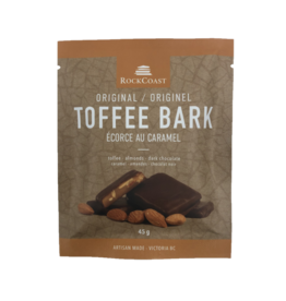 Rock Coast Toffee Bark- Original 45g