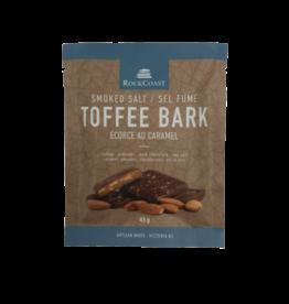 Rock Coast Toffee Bark- Smoked Salt 45g