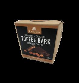 Rock Coast Toffee Bark - Original 125g