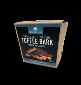 Rock Coast Toffee Bark - Smoked Salt 125g