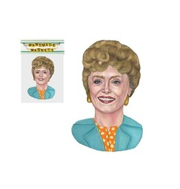 The Dolly Shop Blanche Magnet