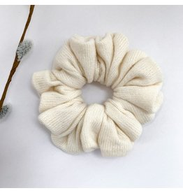 Lanna+Co Ivory Scrunchie