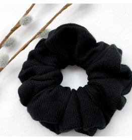 Lanna+Co Black Scrunchie