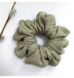 Lanna+Co Sage Scrunchie