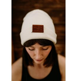 Lace Brick Designs The Cornelius | Cream Mountain Girl Toque