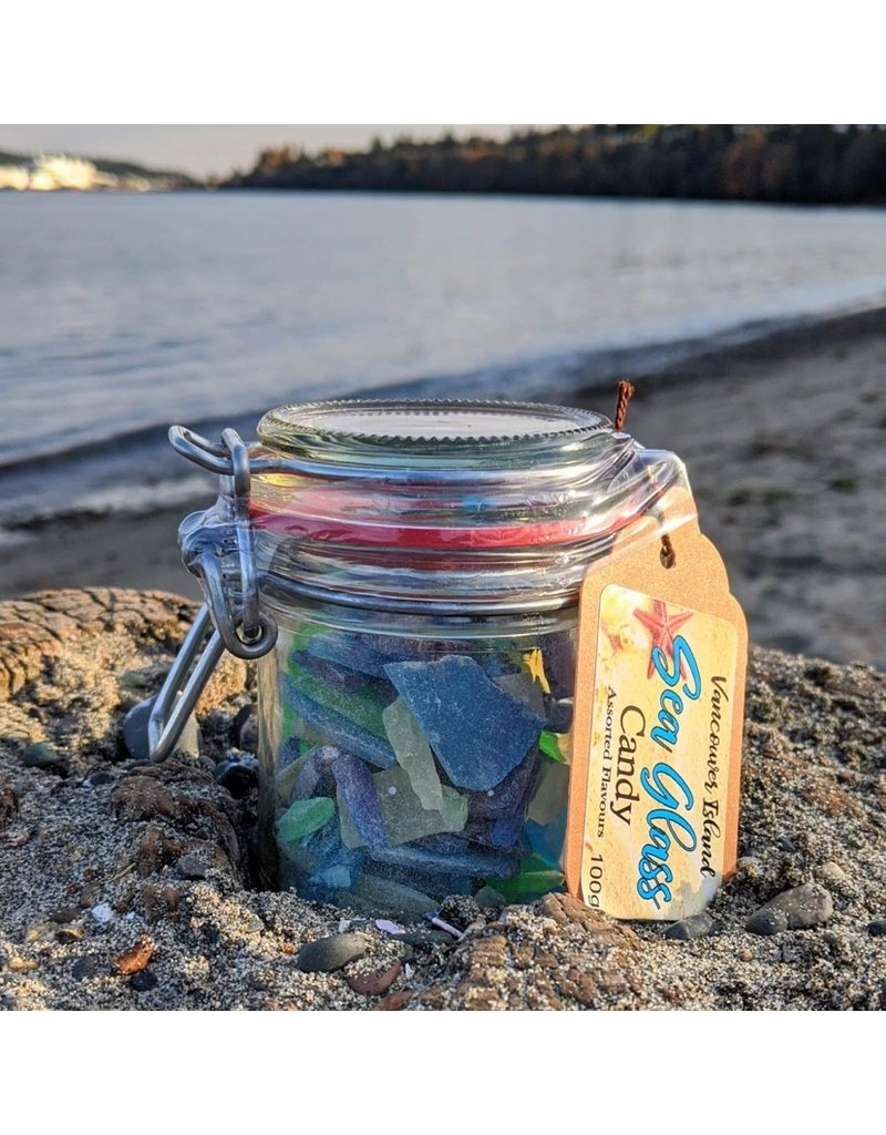 Island Specialty Sweets Sea Glass Candy
