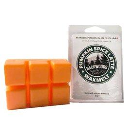 Backwoods Soap & Co Pumpkin Spice Latte Wax Melt