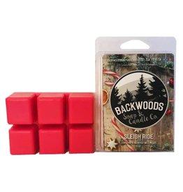 Backwoods Soap & Co Sleigh Ride Wax Melt