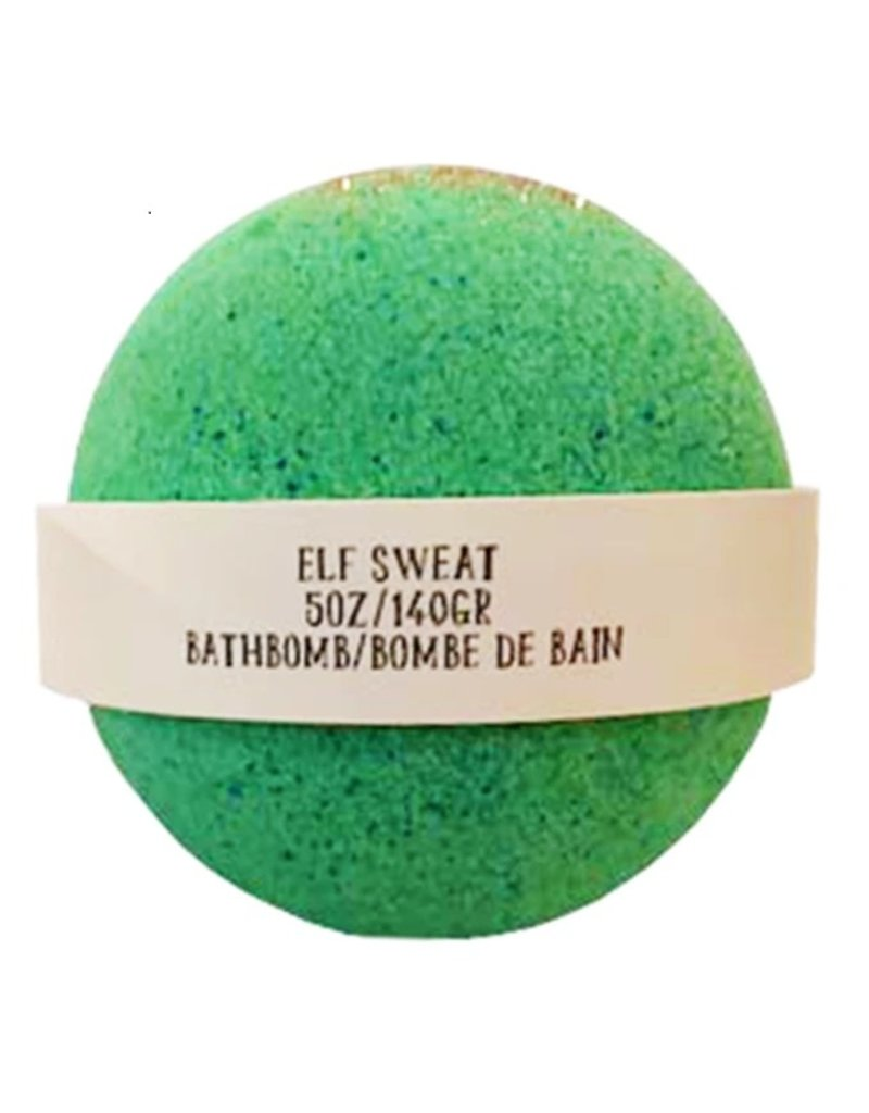 Backwoods Soap & Co Elf Sweat Bathbomb