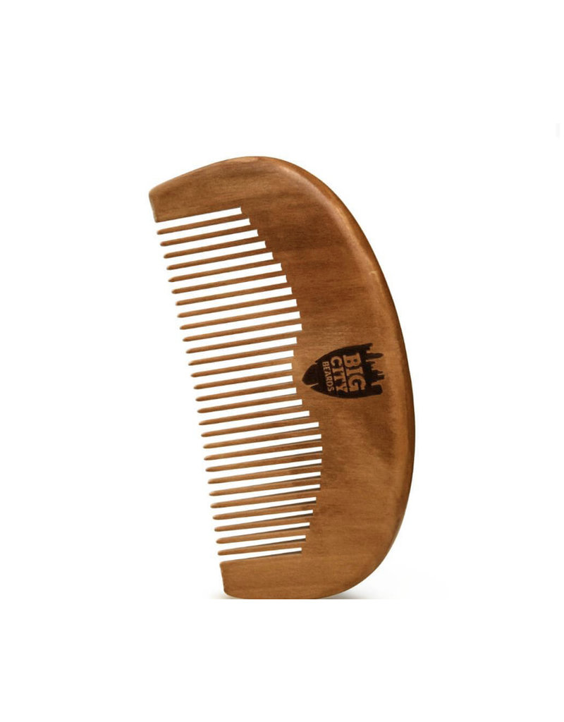 Big City Beards Fine Tooth Beard Comb